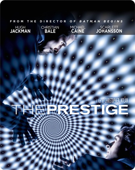 Updated with artwork and pre order link the prestige coming to uk steelbook steelbook blu - Ontharder prestige ...
