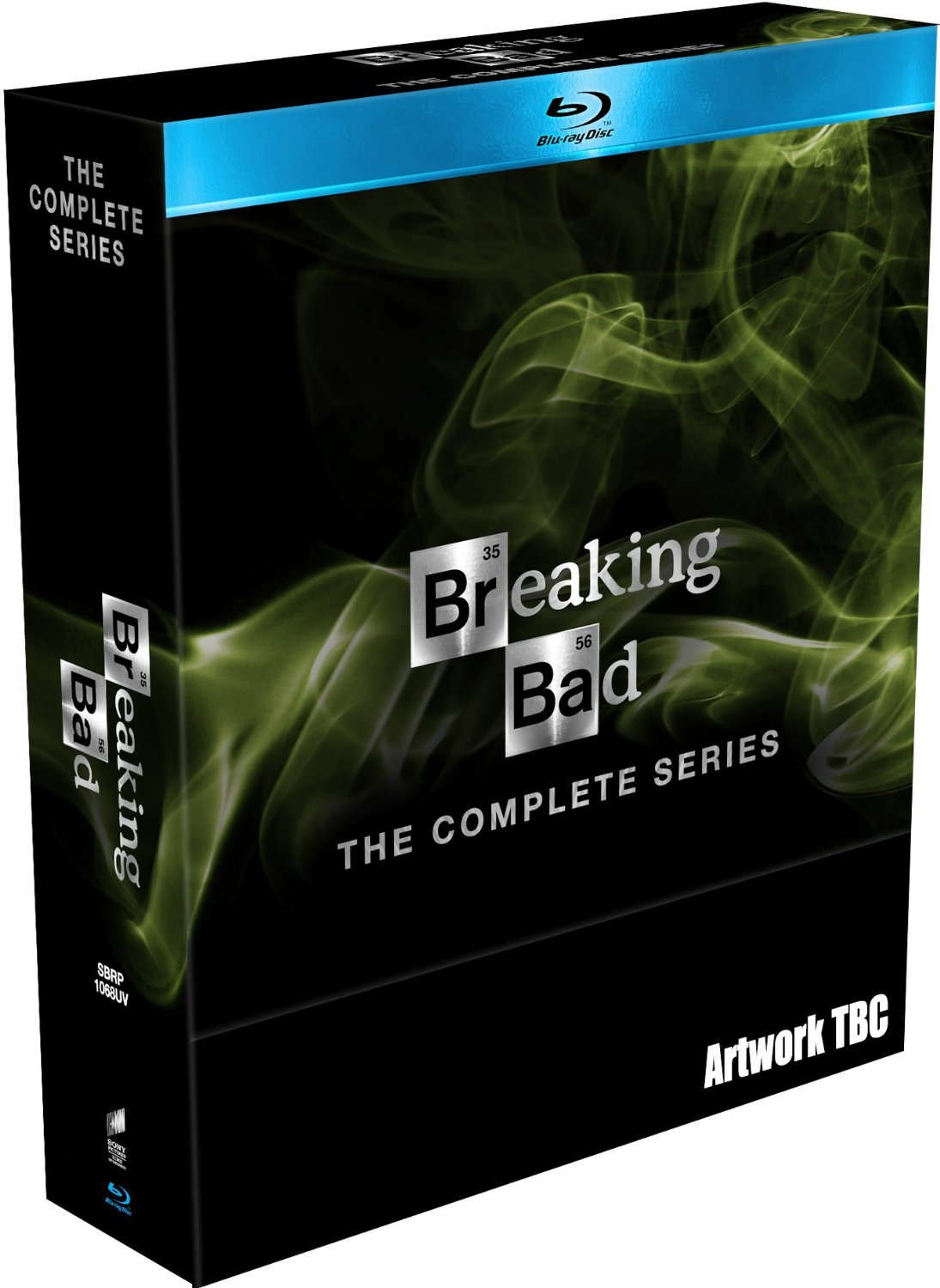 breaking bad complete series box sets heading our way steelbook blu ray news. Black Bedroom Furniture Sets. Home Design Ideas