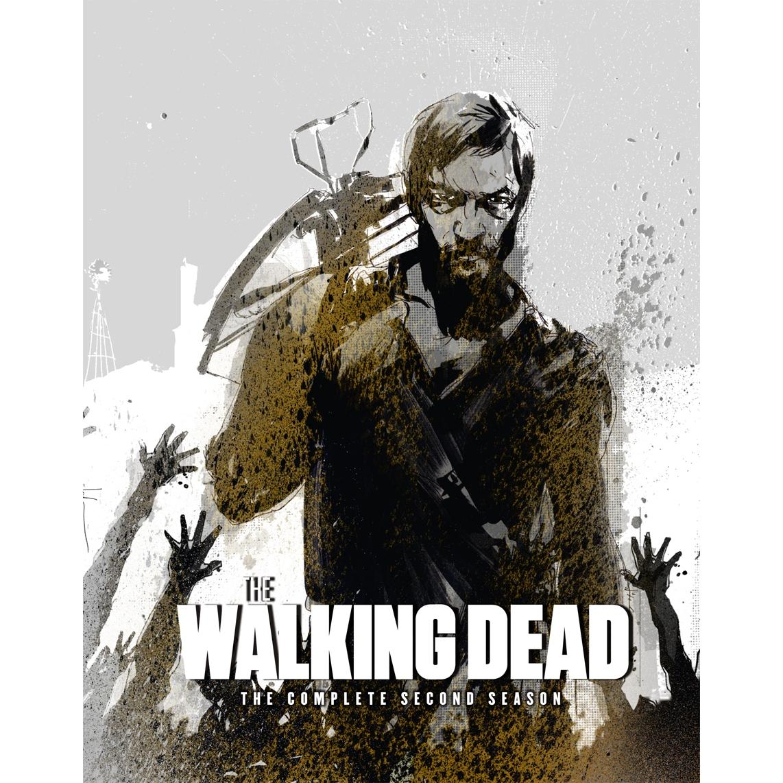 Seasons 2 3 Of The Jock Designed The Walking Dead