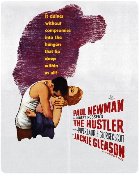 The hustler newman
