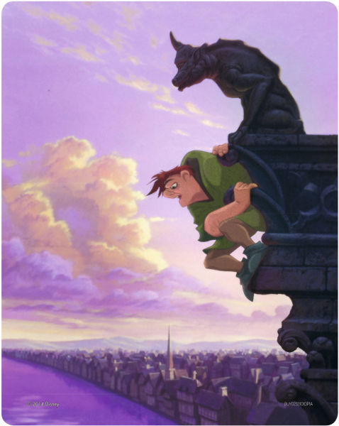 an introduction to the notre dame legend the epic tale of courage Victor hugo is best known for writing the hunchback of notre dame, 1831 cromwell, 1827 and les miserables, 1862, an epic story of redemption set in paris after the french.