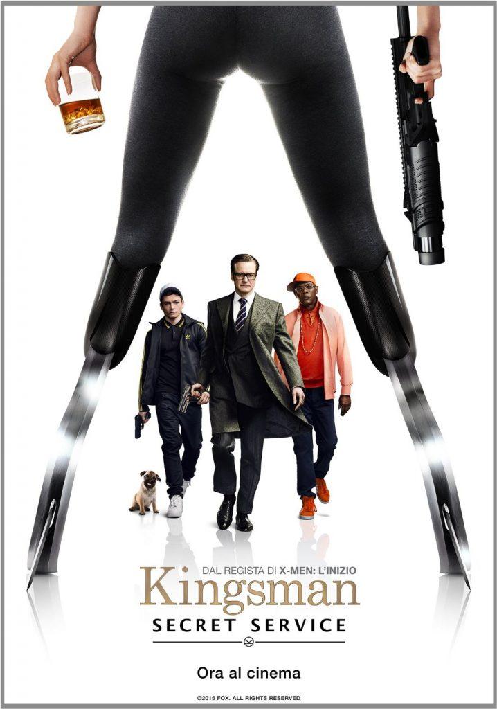 Kingsman: The Secret Service Te Altyazılı izle