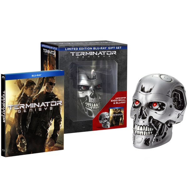 Cool stuff: limited edition terminator 2 complete collector's set.