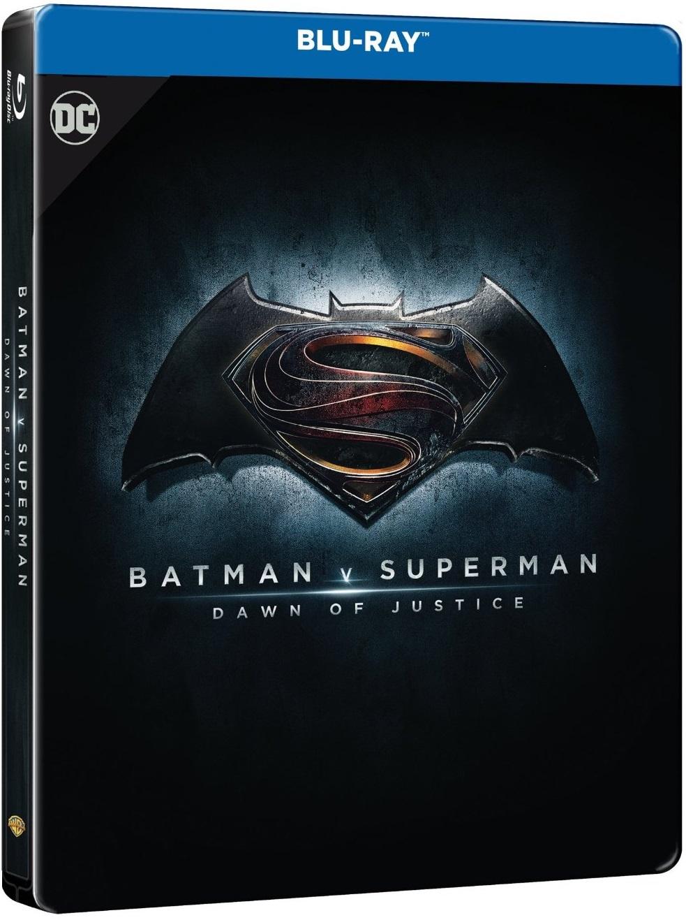 Batman Vs Superman Steelbook