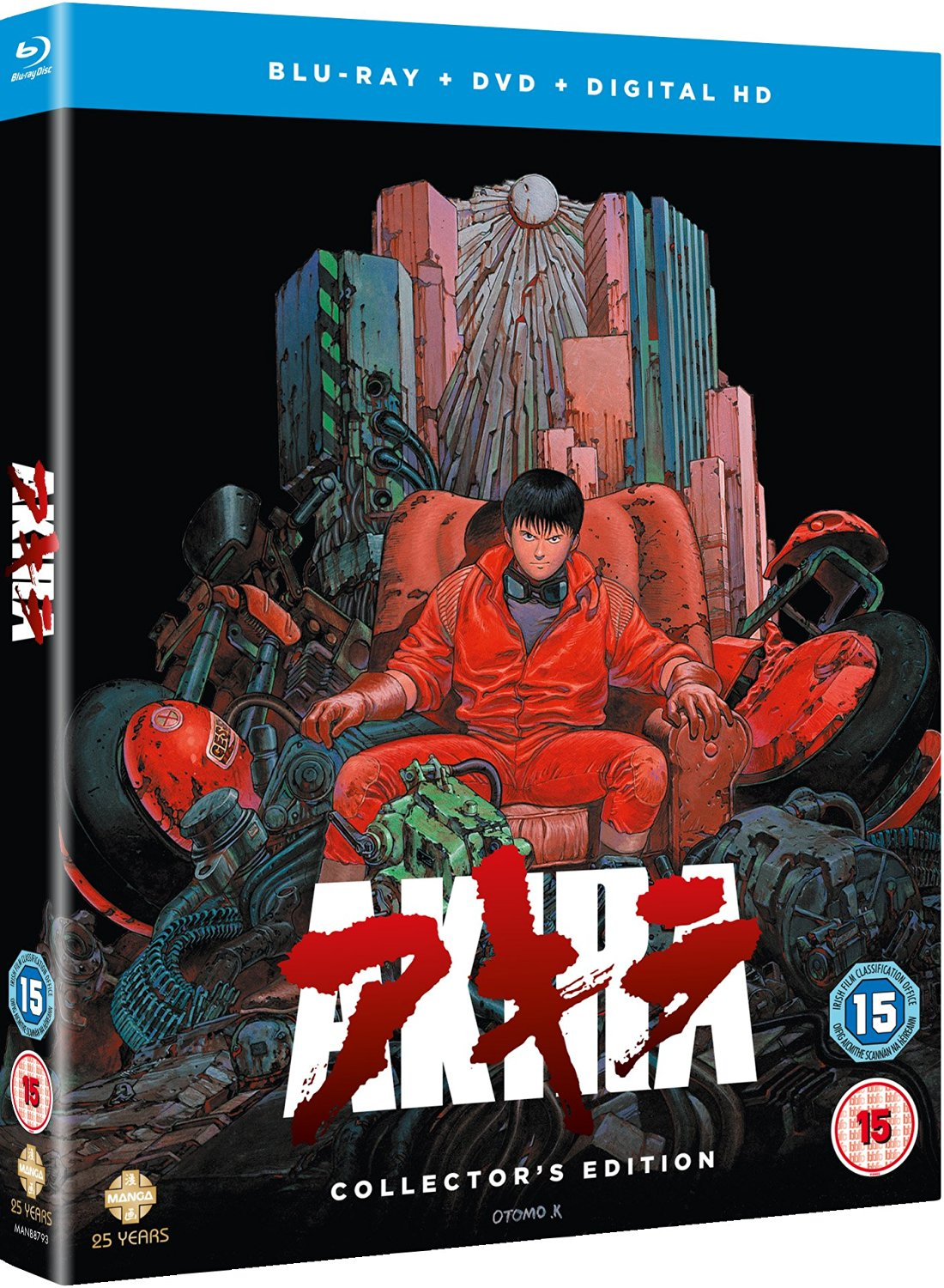 Anime Classic Akira Is Getting A New Collectors Edition