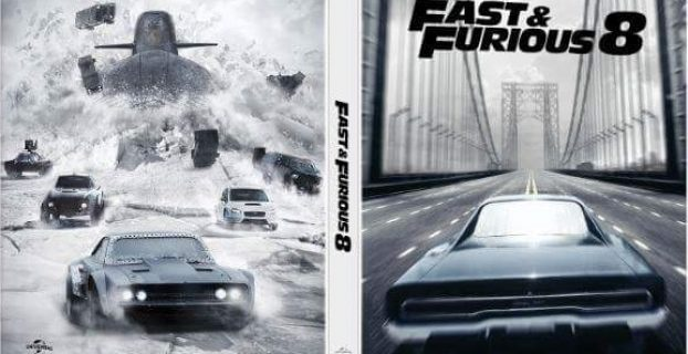 action sequel fast furious 8 is getting a german steelbook release steelbook blu ray news. Black Bedroom Furniture Sets. Home Design Ideas