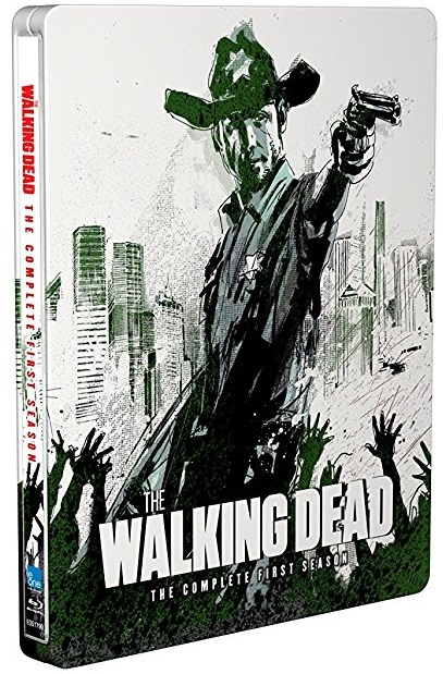 Jock Fans Rejoice The First Season Of The Walking Dead Is