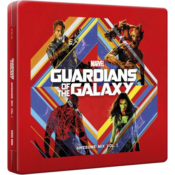 Zavvi Are Bringing Us A Guardians Of The Galaxy Vol 1