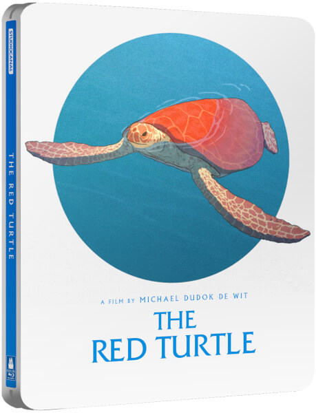Studio Ghibli Animation The Red Turtle Is Coming To Zavvi Exclusive Steelbook In June Steelbook Blu Ray News