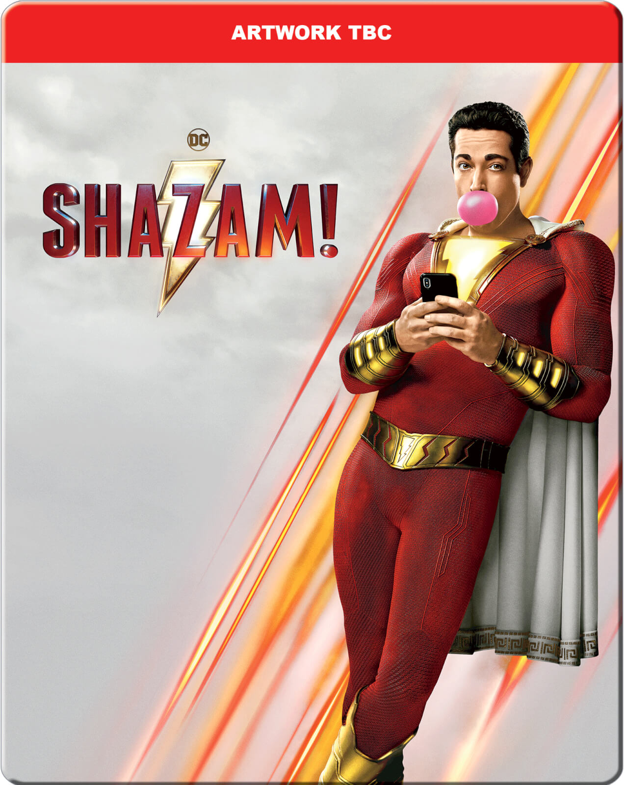 "Shazam Blu Ray: DC's Latest Live-action Movie ""Shazam!"" Is Getting A 4K"