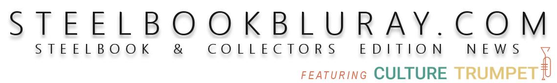Steelbook Blu-ray News